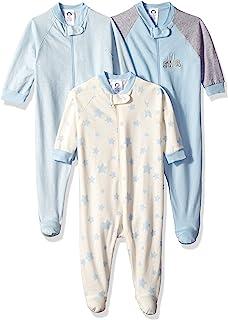 Gerber 嘉宝 男婴3件装睡衣套装,可n次使用
