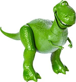 "Disney/Pixar Toy Story 4 Rex Figure, 7\"", Multicolor"