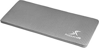 ProSource 超厚瑜伽护膝和肘垫子 15 毫米(5/8 英寸)适合瑜伽、普拉提、地板锻炼的标准垫子