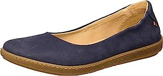 El Naturalista 女式 N5300 Pleasant, 包头芭蕾平底鞋