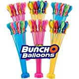 Bunch O Balloons 快速密封疯狂彩色水气球 6 件装(亚马逊*销售)