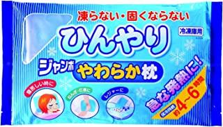 """纪阳除虫菊 """"冰枕"""" 清凉柔软枕 Jumbo K-2129"""