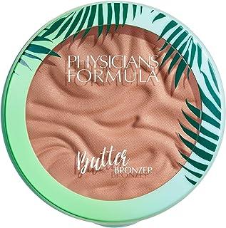 Physicians Formula Murumuru 美国椰子黄油修容盘粉饼鼻侧阴影发际线V脸,0.38盎司(约10.77克)