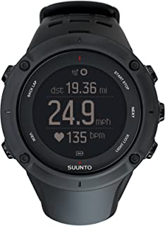 Suunto Ambit3 Peak GPS Sport Watch 黑色 均码