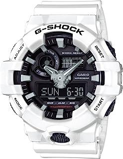 CASIO 卡西欧 男式 'G Shock' 石英树脂休闲手表
