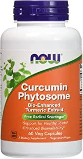 now foods curcumin phytosome – 60 vcaps 3 件装