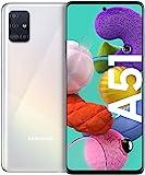 三星 Galaxy A51 智能手機套裝(16.4 厘米(6.5 英寸))128 GB 內部存儲,4 GB 內存,雙存儲,安卓