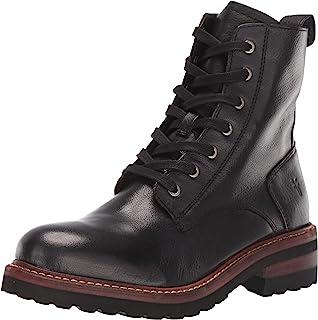 FRYE Ella Moto 女士系带及踝靴