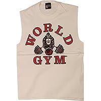 World Gym W190 无袖肌肉衬衫