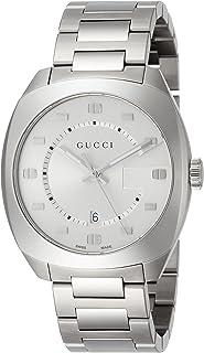 [古驰]GUCCI 腕表 GG2570 银色表盘 YA142308 男士