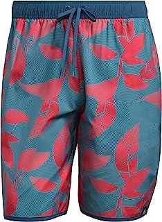 adidas 阿迪达斯 男士游泳短裤 Nature Clx Cl