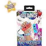 Just Dance 2019 – 抓握带背包 – 符合人体工程学的舒适手柄,任天堂 Switch JoyCon 控制器…