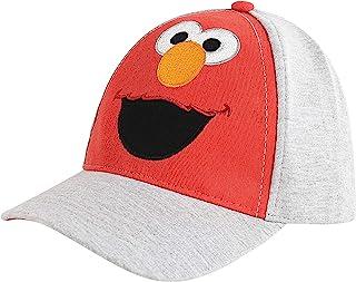 Sesame Street 帽子,Elmo or Bart Simpsons 2-7 岁儿童棒球帽