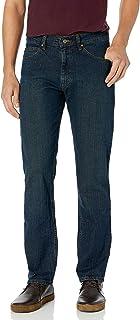 LEE Men's Regular Fit Straight Leg Jean Stout 38W x 30L