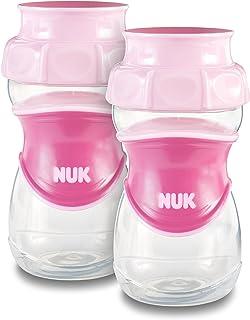 NUK Everlast 2 件套 360 杯 粉红色