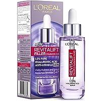 L'Oréal Paris 巴黎欧莱雅 透明质酸精华 Revitalift Filler 抗皱面部护理 抗皱 1.5…
