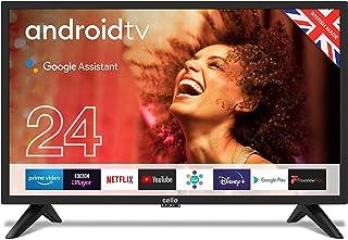 Cello ZG0242 24 英寸智能安卓电视 带Freeview Play,Google Assistant,Google Chromecast,3 x HDMI 和 2 x USB | 英国制造。