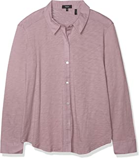 Theory 女式 Riduro 系扣领衬衫