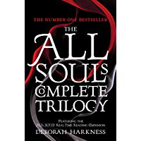 The All Souls Complete Trilogy: A Discovery of Witches is on…