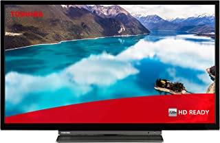 Toshiba 东芝 32WL3C63DAX 32 英寸电视机(HD ready,智能电视包括Prime Video / Netflix,蓝牙,WLAN,三调谐器,Works with Alexa)