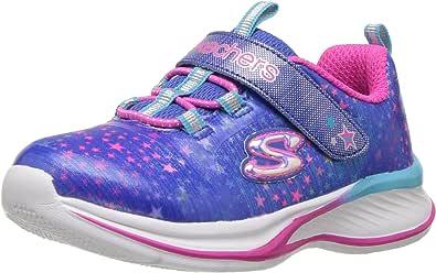 Skechers 女童 Jumpin' Jams-Cosmic Cutie 运动鞋