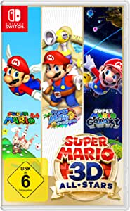 New Nintendo 任天堂 Switch Super Mario 3D 全明星