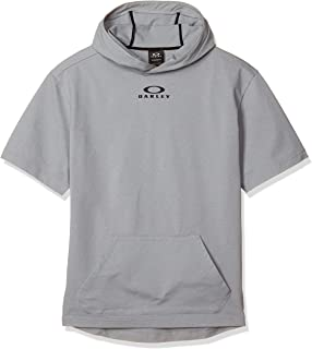 Oakley 短袖连帽衫 Enhance LT Fleece SS Hoody 10.0 男士