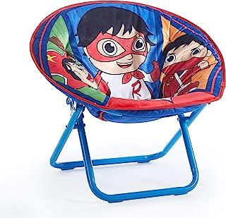 Idea Nuova Ryan's World 幼儿碟椅,3 岁以上儿童,多色
