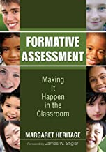Formative Assessment: Making It Happen in the Classroom (English Edition)