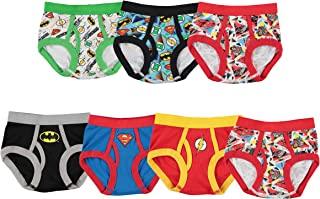 Handcraft 男童正义联盟标志三角内裤 7 件套,各式,