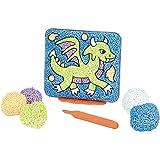 Learning Resources EI-2040 Playfoam 彩色龙玩具