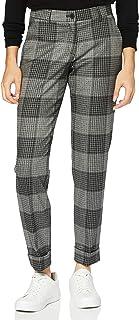 BRAX 女式 Maron 长裤,灰色,38K