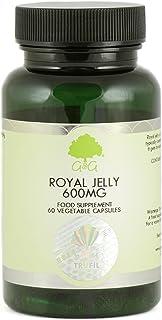 G&G Vitamins 600 mg Royal Jelly Capsules