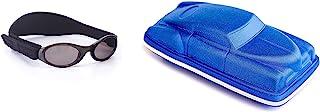 婴儿礼品包古巴汽车和黑色 BabyBanz 太阳镜