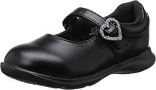 Carrot 正装鞋 乐福鞋 芭蕾 14~21厘米 有0.5厘米 女孩 儿童 CR C2093 黑色 S 19.0 cm 2E