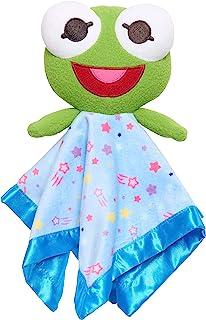 Disney Junior Music Lullabies Lovey 毛毯,Kermit,亚马逊*