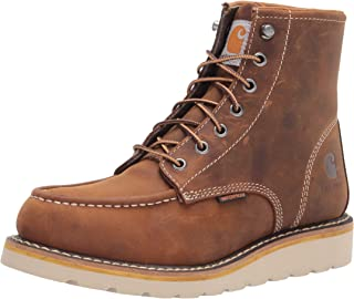 Carhartt Wedge 6 英寸(约 15.2 厘米)防水软鞋头