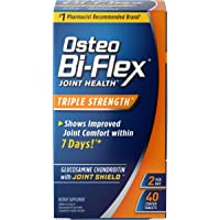 Osteo Bi-Flex Triple Strength 保护性头盔 40 Counts 40