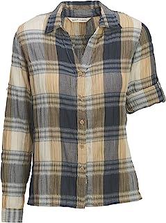 Woolrich 女式 Carabelle 可轉換襯衫