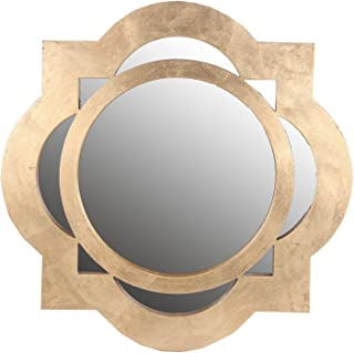 Privilege 11072 Accent Mirror, Gold