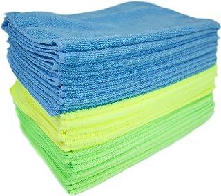 ZWipes 超细纤维清洁布 | 多用途 | 多色可选 | 36 件装