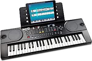 RockJam 49 键便携式键盘 (RJ549)