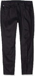 G-STAR RAW 女式 d-staq MID 紧身脚踝斜纹棉布 WMN 裤子