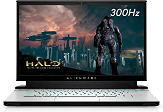 Alienware m15 R3 15.6 英寸 FHD 300Hz 3ms 300 尼特游戏笔记本电脑,Intel Core i7-10750H,32 GB RAM,1 TB SSD,NVIDIA GeForce RTX 2080 SUPER...
