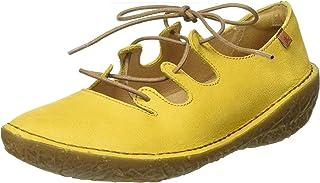 El Naturalista 女式 N5728 芭蕾平底鞋