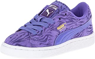 PUMA Suede Animal JR Sneaker (Little Kid/Big Kid)
