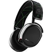 SteelSeries 赛睿 Arctis 9X无线游戏耳机 – 集成Xbox无线+蓝牙 – 20小时以上电池寿命…