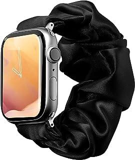 LAUT Pop Loop Apple Watch 表带 38/40 毫米 黑色