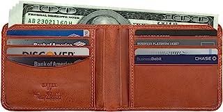 Tony Perotti Italian Leather Prima Bi-Fold Wallet