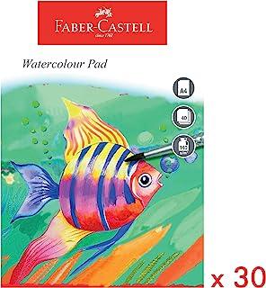 Faber-Castell 辉柏嘉 水彩本 WD791655,A4,30件